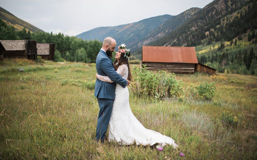 Esmeralda + Donovan – Aspen Colorado Wedding Photographer