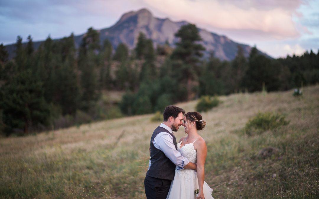 Jen + Todd – Mary's Lake Lodge, Estes Park Wedding