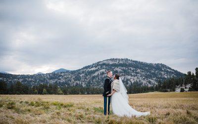 Payson + Cam - Evergreen Colorado Wedding