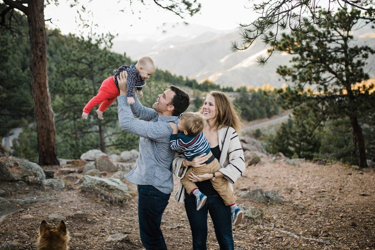 Lookout Mountain Family Portrait Photographer