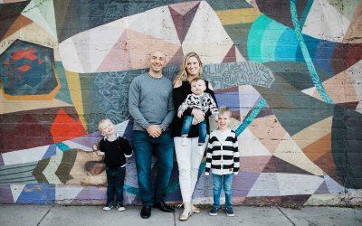 Confluence Park Family Portrait