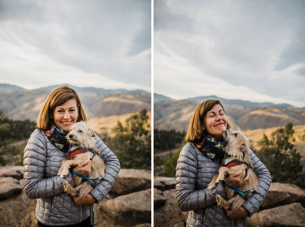 Golden Colorado Mountain Photographer