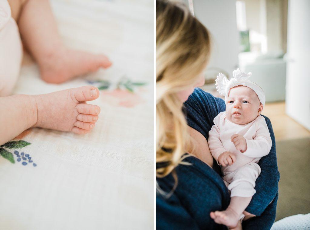 Downtown Denver Newborn Photographer