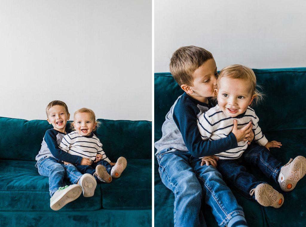 Denver Photo Collective Studio Family Portrait
