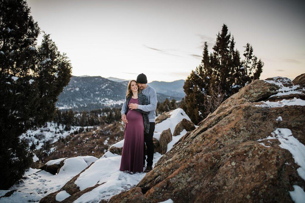 Mount Falcon Maternity Photographer