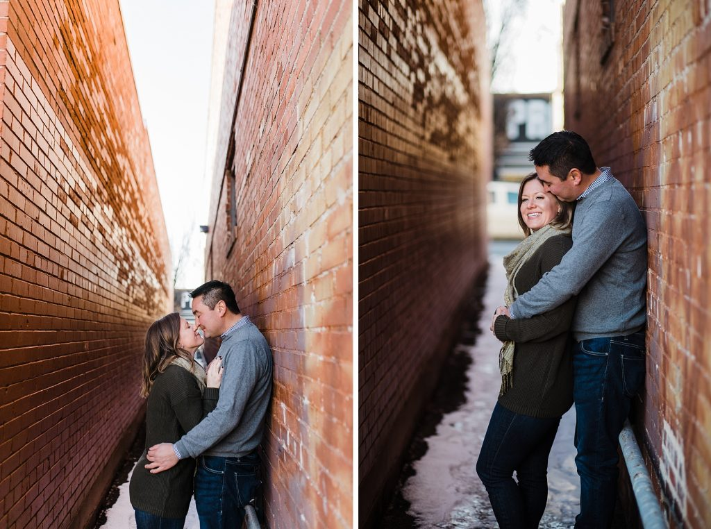 Tennyson Street Denver Engagement Photographer